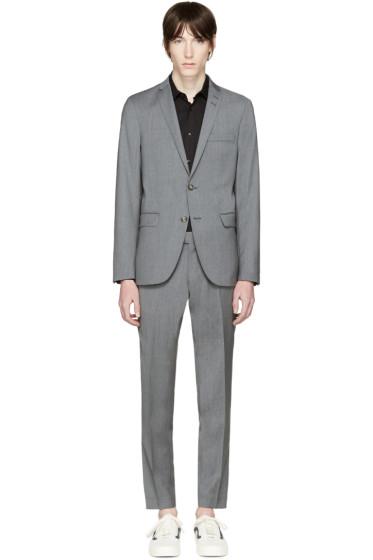 Tiger of Sweden - Grey Wool Harrie Suit