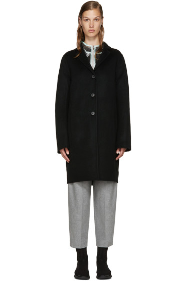 Acne Studios - Black Elsa Double Coat