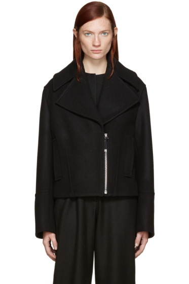 Acne Studios - Black Wool Anton Jacket