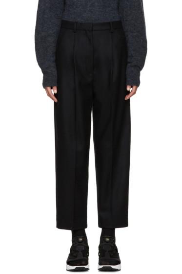 Acne Studios - Navy Wool Milli Trousers