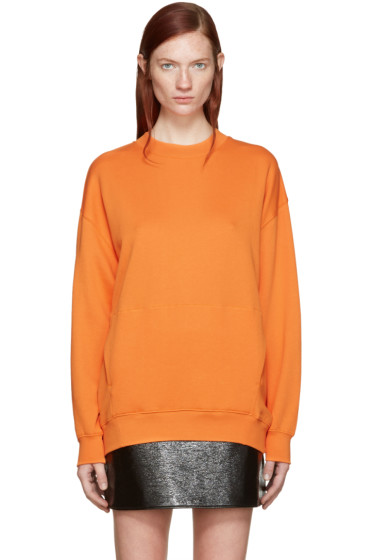 Acne Studios - Orange Karvel Sweatshirt