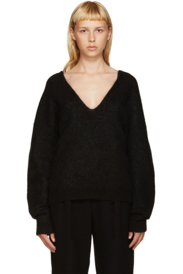 Acne Studios - Black Mohair Dakara Sweater