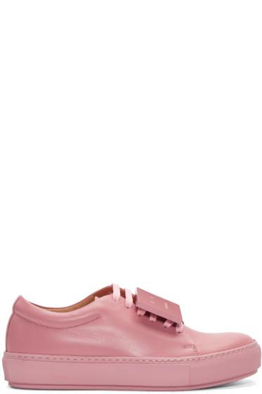 Acne Studios - Pink Adriana Sneakers