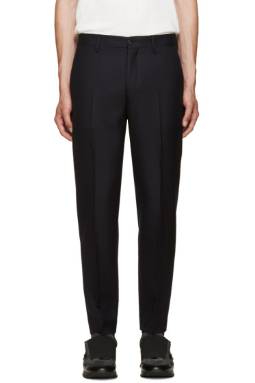 Acne Studios - Navy Stan Trousers
