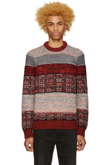 Acne Studios - Tricolor Kai Rustic Sweater