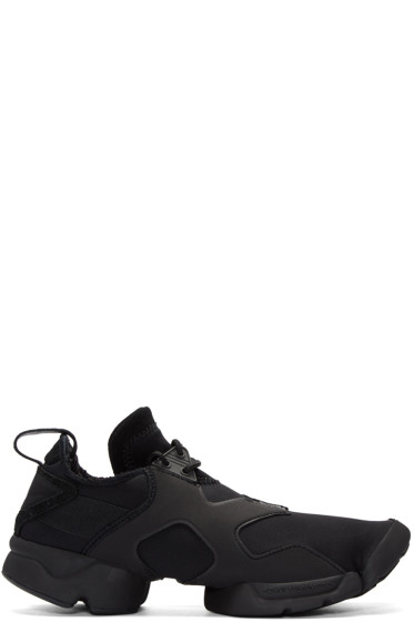 Y-3 - Black Kohna Sneakers