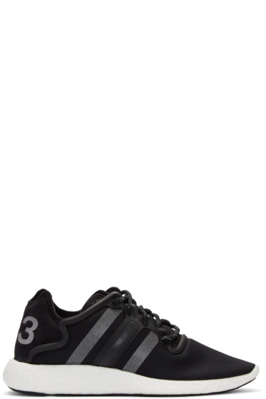 Y-3 - Black Yohji Run Sneakers