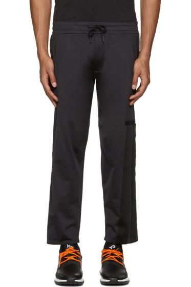 Y-3 - Black Lux FT Pure Lounge Pants