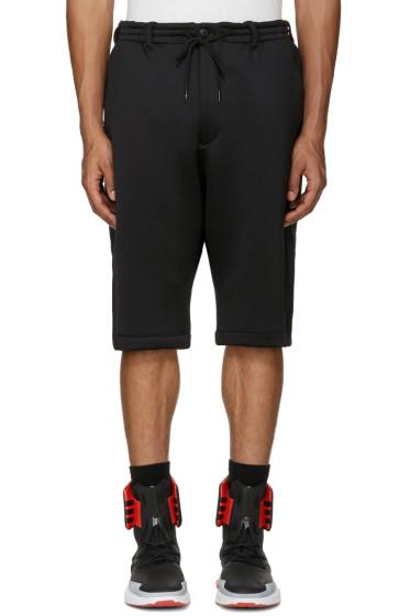Y-3 - Black Spacer Shorts