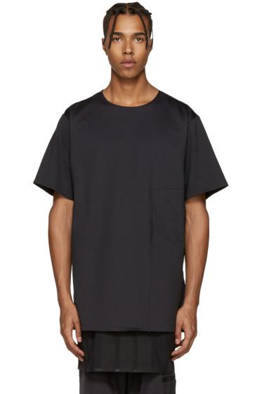 Y-3 - Black Lux FT Pure T-Shirt