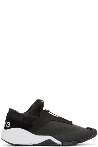 Y-3 - Black Future Sneakers