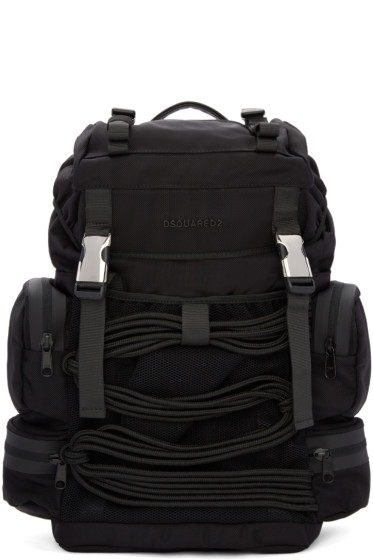 Dsquared2 - Black Cords Backpack