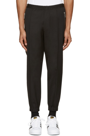 Dsquared2 - Black Gabardine Trousers