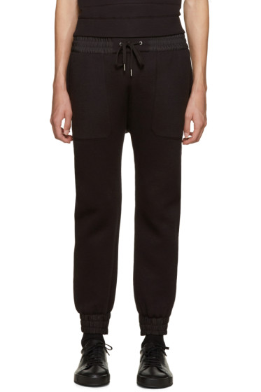 Helmut Lang - Black Track Lounge Pants