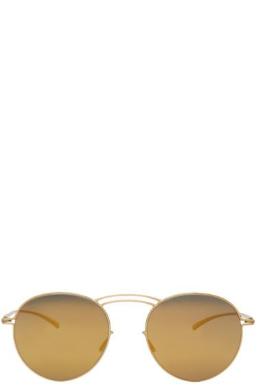 Maison Margiela - Gold Mykita Edition MMESSE011 Sunglasses