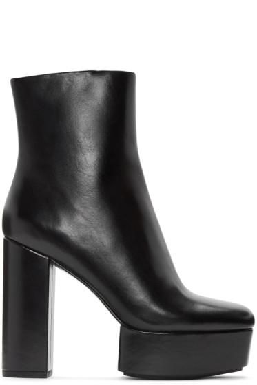 Alexander Wang - Black Cora Boots