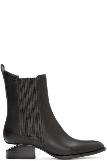 Alexander Wang - Black Anouck Ankle Boots