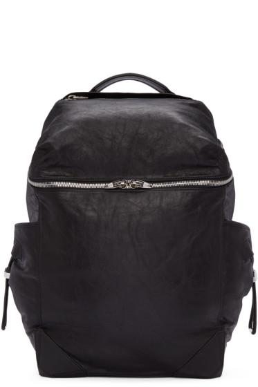 Alexander Wang - Black Large Wallie Backpack