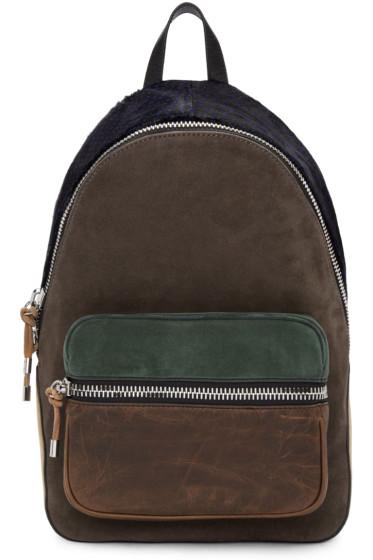 Alexander Wang - Multicolor Berkeley Backpack