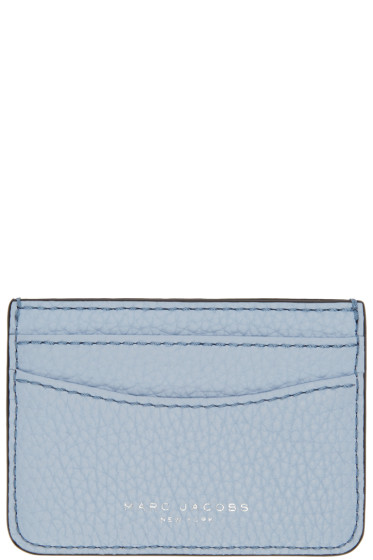Marc Jacobs - Blue Gotham City Card Holder