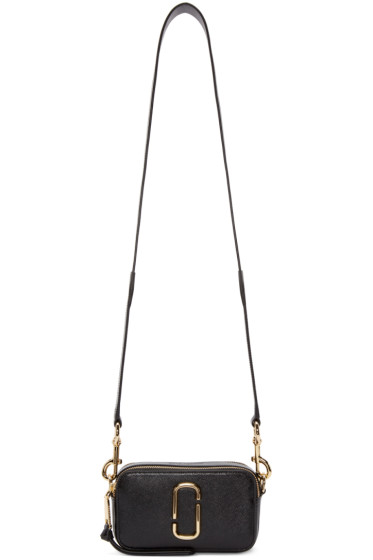 Marc Jacobs - Black Small Snapshot Camera Bag