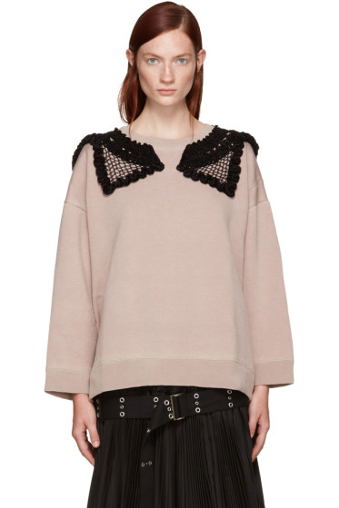 Marc Jacobs - Pink Vintage Pullover