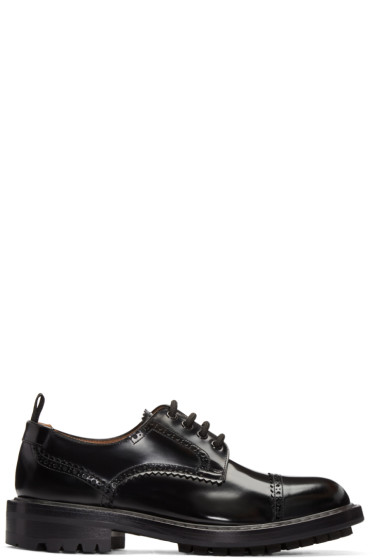 Marc Jacobs - Black Leather Brogues