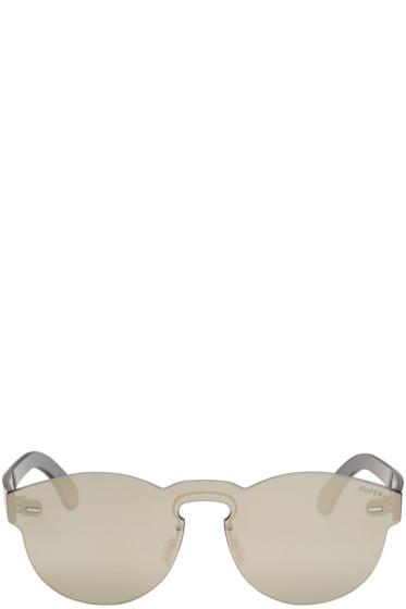 Super - Silver Tuttolente Sunglasses