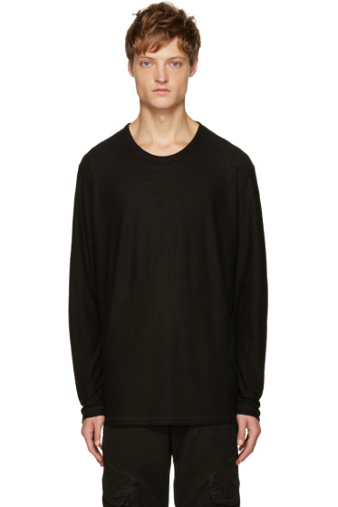 T by Alexander Wang - Black Pilled T-Shirt