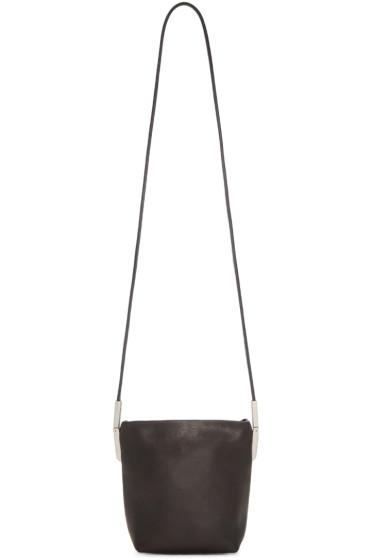 Rick Owens - Black Small Adri Bag