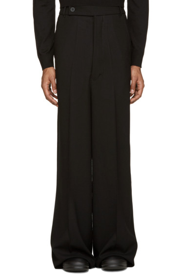 Rick Owens - Black Astaire Bells Trousers