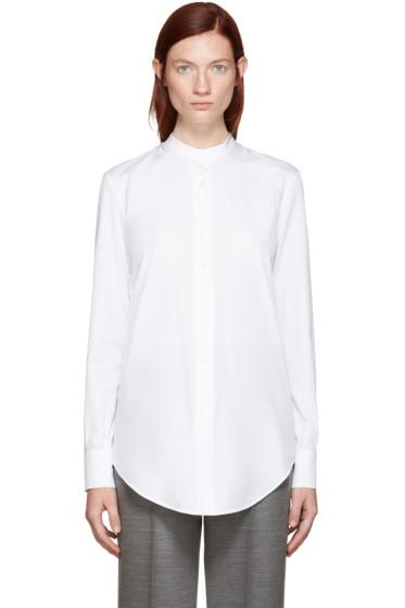 Jil Sander - White Bernadette Shirt