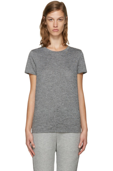 A.P.C. x Outdoor Voices - Grey Racer T-Shirt
