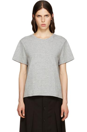 A.P.C. - Grey Cycle T-Shirt