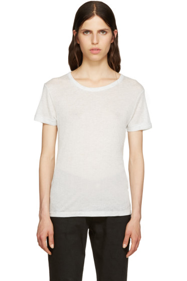 A.P.C. - Grey Camille T-Shirt