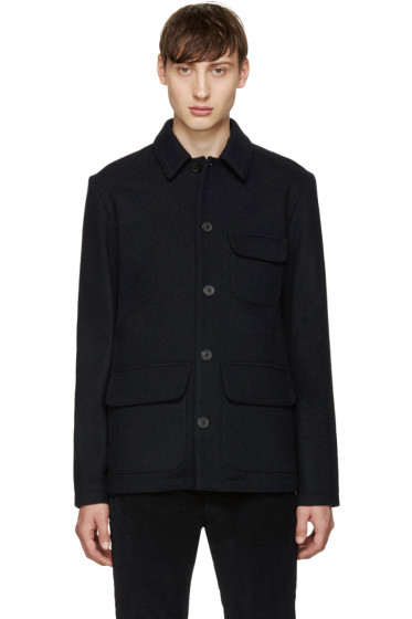 A.P.C. - Navy Elsenhower Jacket
