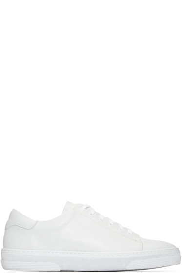 A.P.C. - Off-White Jaden Tennis Sneakers