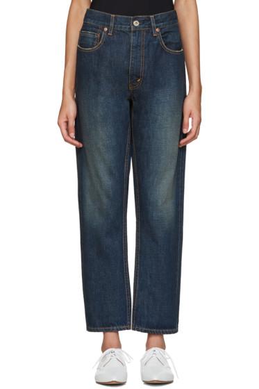 Junya Watanabe - Indigo Selvedge Denim Jeans