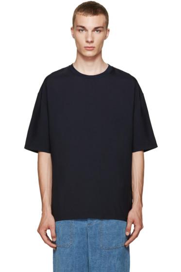Lanvin - Navy Classic T-Shirt
