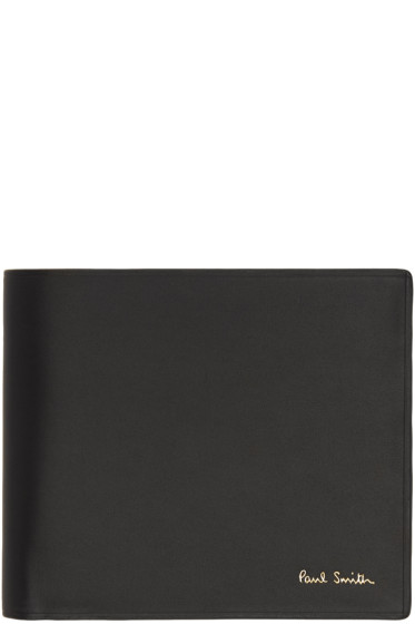Paul Smith - Black Welded Edge Wallet