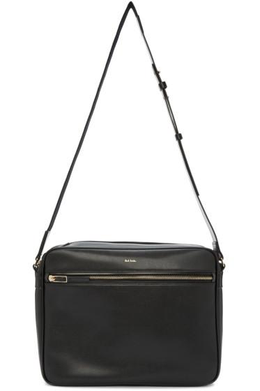 Paul Smith - Black Messenger Bag