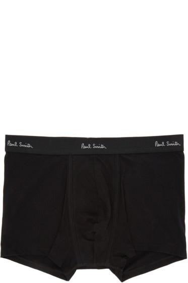 Paul Smith - Black Boxer Briefs