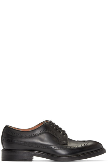 Paul Smith - Black Lucian Brogues