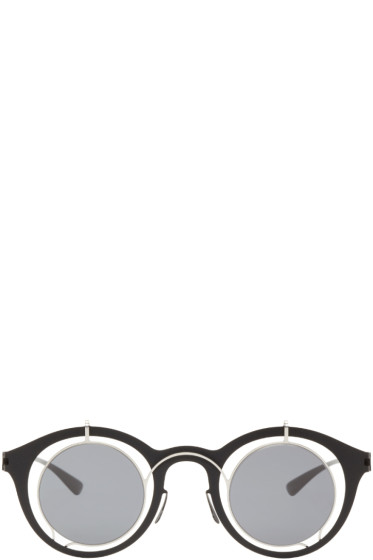 Damir Doma - Black Mykita Edition Bradfield Sunglasses