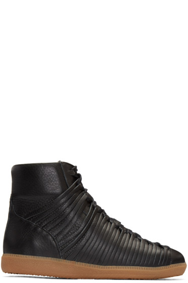 Damir Doma - Black Follet High-Top Sneakers