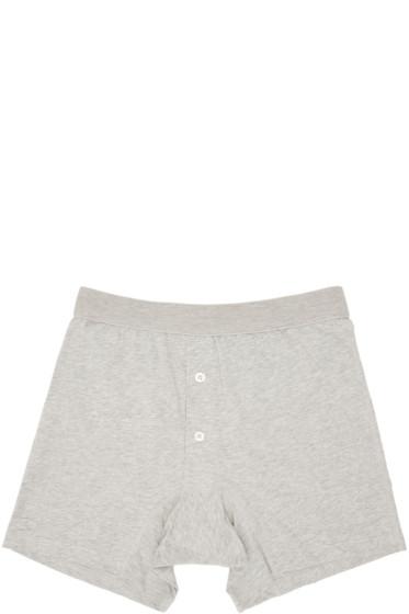 Comme des Garçons Shirt - Grey Boxer Briefs