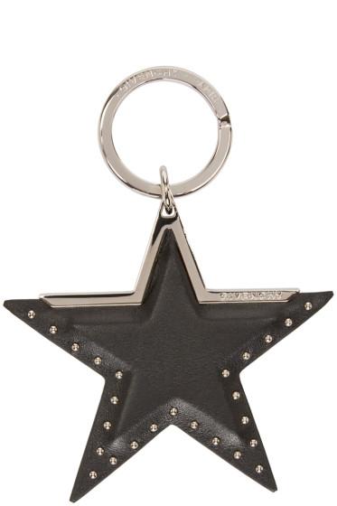 Givenchy - Black Star Keychain