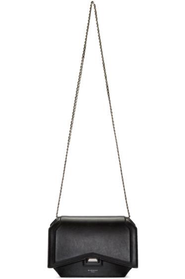Givenchy - Black Bow-Cut Bag
