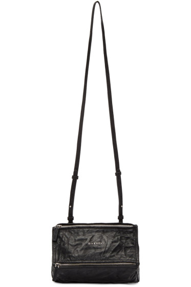 Givenchy - Black Mini Pandora Bag