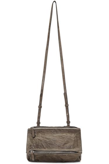 Givenchy - Grey Mini Pandora Bag